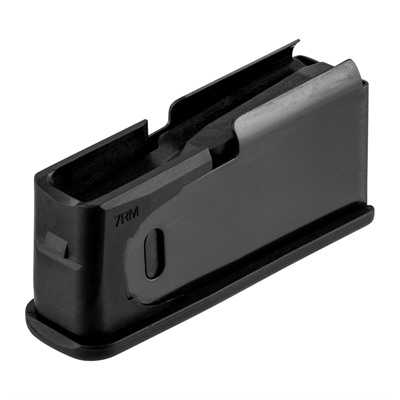 Browning A-Bolt Iii 3rd Magazine 7mm Rem Mag - Browning A-Bolt Iii Magazine 7mm Rem Mag 3rd Steel Steel