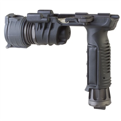 Weapon Mounted Rail-Mounted Vertical Grip Weaponlight - A.R.M.S. Mount Weaponlight