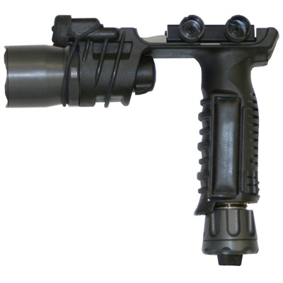 Weapon Mounted Rail-mounted Vertical Grip Weaponlight M910a-bl Thumb Screw Mount Weapon Lite : Shooting Accessories by Surefire for Gun & Rifle