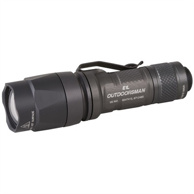 E1e / e2e / e2l / e2d Handheld Lights #e2d-bk Defender : Shooting Accessories by Surefire for Gun & Rifle
