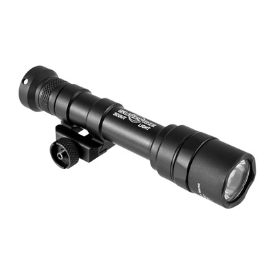 M600u Scout Light - M600u-Bk Ultra Scout Light With Tailcap Switch Only