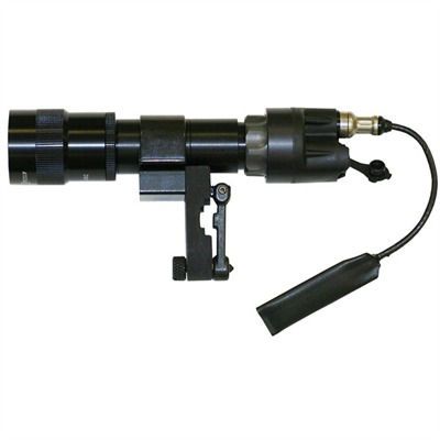 Weapon Mounted 678 Ar-15 Rifle and 674 Ar-15 Carbine Lights 674 Sure-fire Ar-15 Light System : Shooting Accessories by Surefire for Gun & Rifle