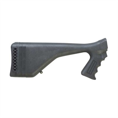 Choate Fiberglass Pistol-Grip Adjustable Length Shotgun Buttstocks - Adjustable Length Buttstock, Rem 870