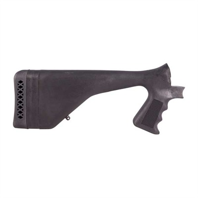 Fiberglass Pistol-Grip Adjustable Length Shotgun Buttstocks - Adjustable Length Buttstock, Mossberg