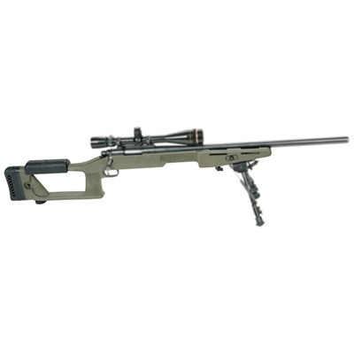 Choate Rem 700 Adl/Bdl Sa Stock Sporter Adjustable
