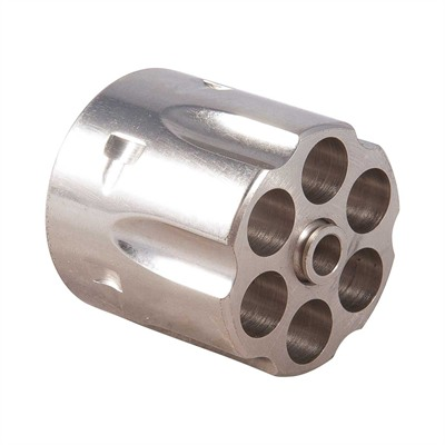 Cylinder W/Spacer, Nickel