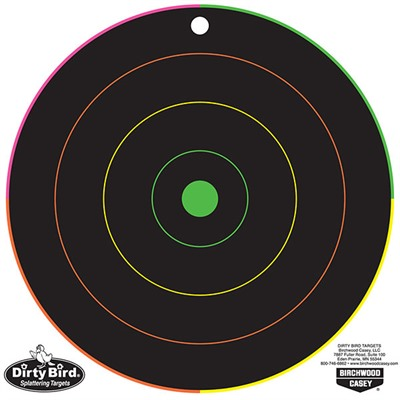 Birchwood Casey Dirty Bird Target - Mc8-20 8