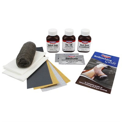 Birchwood Casey Truoil Stock Finish Kit - Tru-Oil Stock Finish Kit