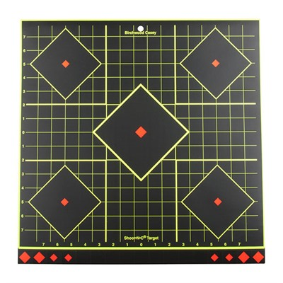 "Shoot-N-C® Target - 17.75"" Sight-In, 5 Pack"