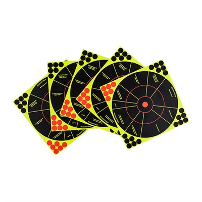 Birchwood Casey Shoot-N-C Target - Shoot-N-C Handgun Training Targets-5 Pack