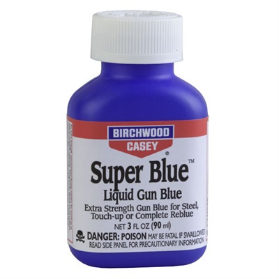 Birchwood Casey Super Blue - 3 Oz. Super Blue