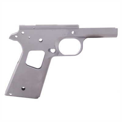 1911 Government Basic Frames - Carbon 45acp 1911 Government Frame W/Nowlin Cut