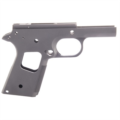 Caspian 1911 Officer Receiver Carbon W/Nowlin