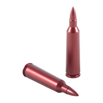 A-Zoom Ammo Snap Cap Dummy Rounds - 22-250 Remington Snap Caps 2/Pack