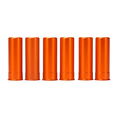 A-Zoom Ammo Snap Cap Dummy Rounds - 12 Gauge Snap Caps 6/Pack thumbnail