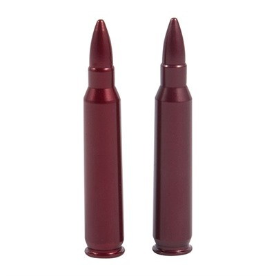 A-Zoom Ammo Snap Cap Dummy Rounds - 223 Remington Snap Caps 2/Pack
