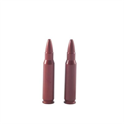 A-Zoom Ammo Snap Cap Dummy Rounds - 308 Winchester Snap Caps 2/Pack