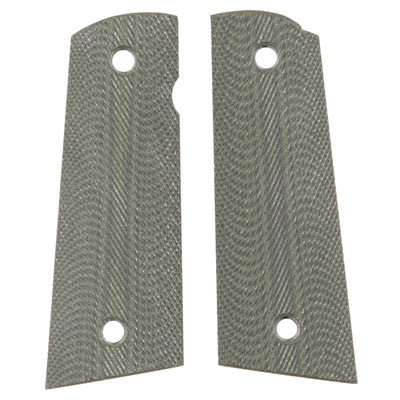 Cylinder & Slide 1911 Tactical Grips