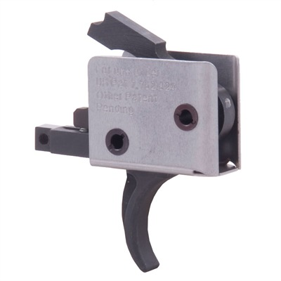 Ar-15 Tactical Trigger Group - Standard Curved Trigger, 3.5 Lb Pull