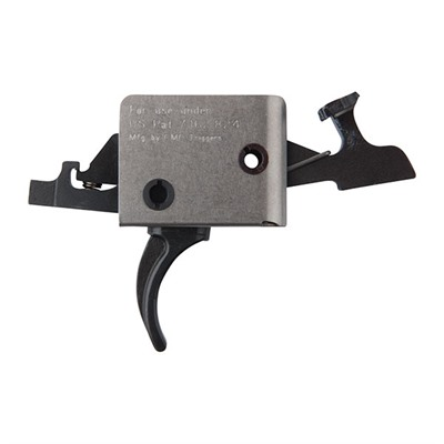 Ar-15 Two Stage Triggers - Ar-15/M16 Curved 2-Stage Trigger