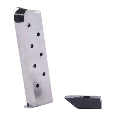 Chip Mccormick Custom 1911 8rd 45acp Shooting Star Match Grade Magazines - .45 Gov'T W/Pad