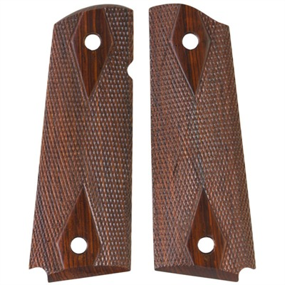 Chip Mccormick Custom, Llc. 1911 Exhibition Grade Rosewood Grips