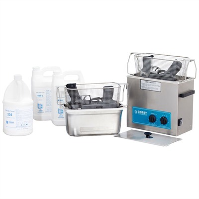 Crest Ultrasonic F500ht Ultrasonic System