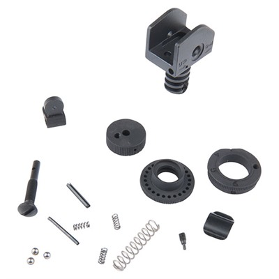 Ar15/M16 A2 Rear Sight Assembly