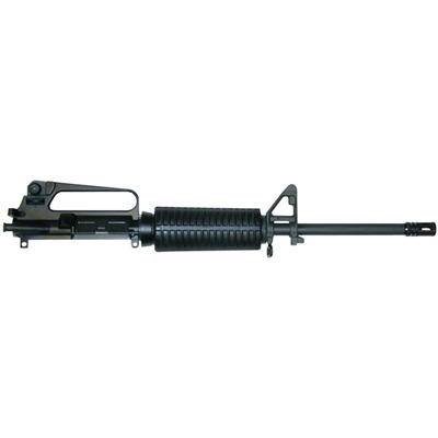 "Ar-15 Upper Recevier W / barrel Ba-a2as-16 Bbl Assy 16"" A2,p-ban,chrom : Rifle Parts by Dpms Panther Arms for Gun & Rifle"