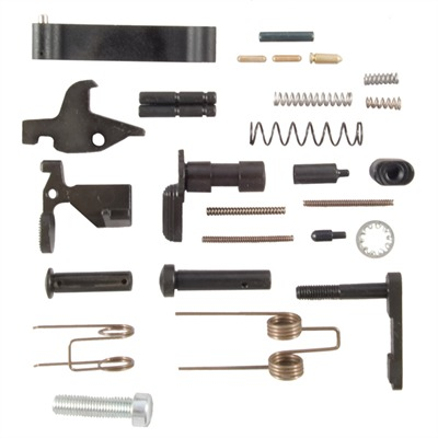 Ar-15 Lower Parts Kits - Lower Receiver Parts Kit W/O Trigger Group