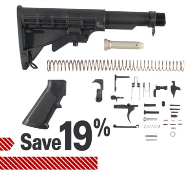 Ar-15 Components Kits - Lower Completion Kit