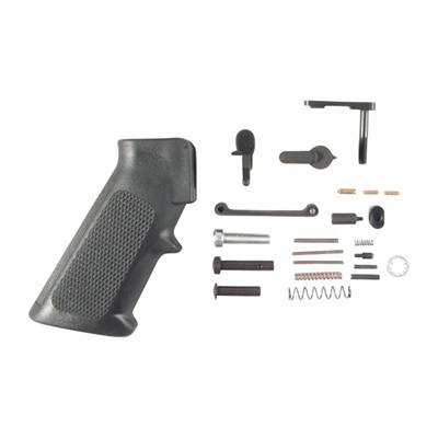 Ar-15 Lower Parts Kit Less Trigger Group