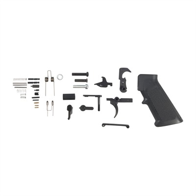 Ar-15 Bullet Button Lower Parts Kit