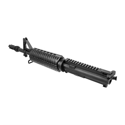 "Ar-15 Sbr/Pistol Upper Receiver Assemblies - Ar15 11.5"" Upper Receiver Assembly W/ 51t Aac Blac"