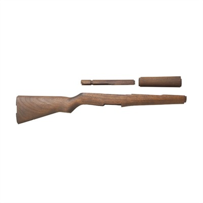 Boyds 239-000-013 Springfield Stock Set Fixed Walnut