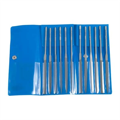 Friedr. Dick Gmbh Professional Gunsmith Needle File Set - Professional Gunsmith Needle File Medium Set