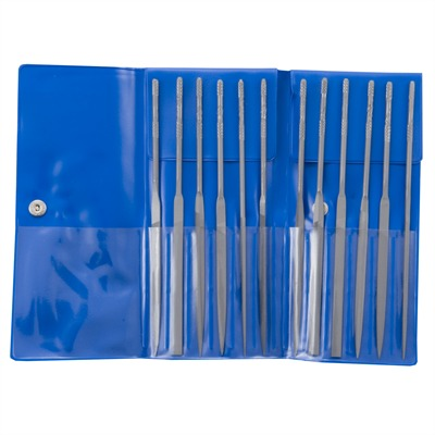 Professional Gunsmith Needle File Set