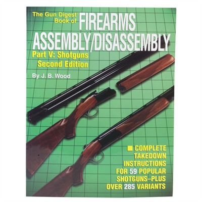 Firearms Assembly & Disassembly As1r2 Part I Firearms Assembly / disasse : Books & Videos for Gun & Rifle