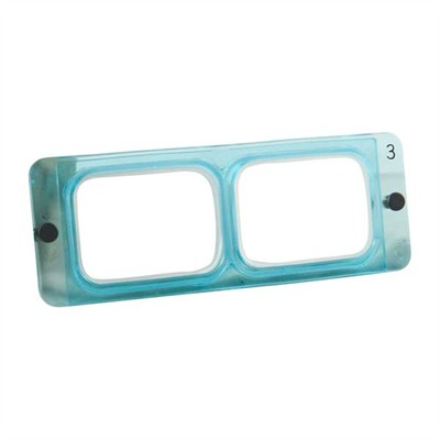 Optivisor - Extra Lens Plate, No. 3