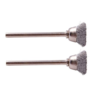 Dremel Wire Brushes - #442 Wire Brush, 2-Pak