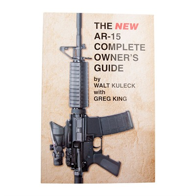 Buy Scott A. Duff The New Ar-15 Complete Owner's Guide