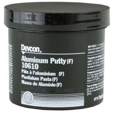 Devcon Express Epoxy Metals - Epoxy Aluminum Putty