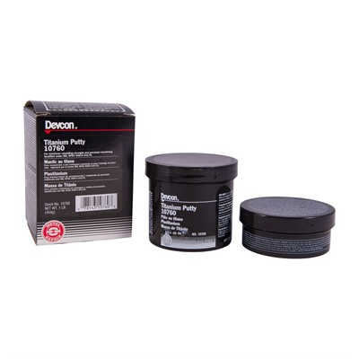 Devcon Express Epoxy Metals - Epoxy Titanium Putty