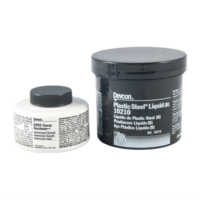 Devcon Express Epoxy Metals - Epoxy Steel Liquid