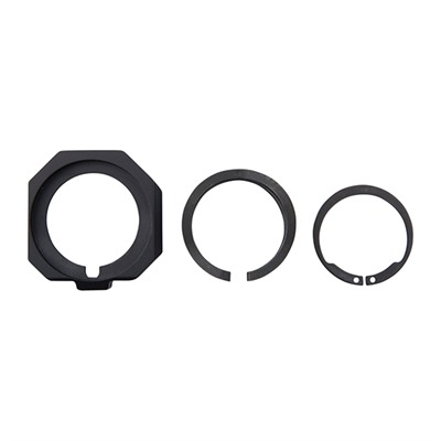 Ar-15 Enhanced Delta Ring Kit Steel Black - Enhanced Delta Ring Kit Steel Black