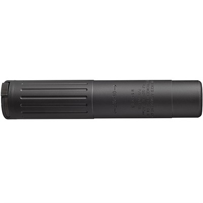 Advanced Armament 762-Sdn-6 Suppressor 7.62 Mm Nato Quick Detach - 762-Sdn-6 Suppressor 7.62 Mm Nato 51t Black