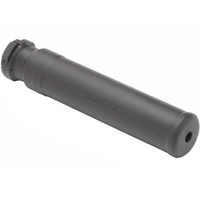 Advanced Armament Sr7 Suppressor 7.62 Mm Nato Quick Detach - Sr7 Suppressor 7.62 Mm Nato 90t Black
