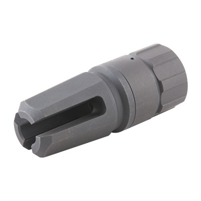 Mp5 3-Lug Blackout Fast-Attach Flash Hider 9mm