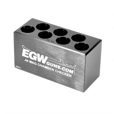 Egw 7 Hole Chamber Checkers 44 Magnum 7 Hole Cartridge Checker Online Discount