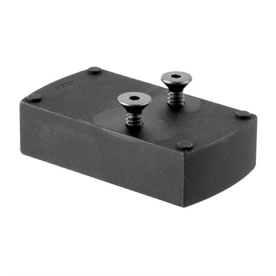 Burris Docter Red Dot Sight Mount - Docter Sight Mount For Blank